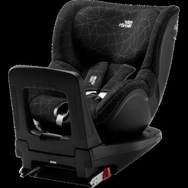 Britax-Romer Κάθισμα Αυτοκινήτου Dualfix i-Size, 40-105cm Crystal Black R2000030774