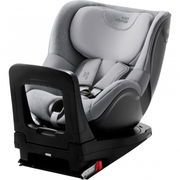 Britax-Romer Κάθισμα Αυτοκινήτου Dualfix i-Size, 40-105cm Grey Marble R2000030773