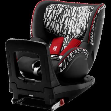 Britax-Romer Κάθισμα Αυτοκινήτου Dualfix i-Size, 40-105cm Letter Design R2000030775