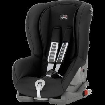 Britax-Romer Κάθισμα Αυτοκινήτου Duo Plus, 9-18 kg Cosmos Black R2000022753