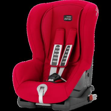 Britax-Romer Κάθισμα Αυτοκινήτου Duo Plus, 9-18 kg Fire Red R2000030797