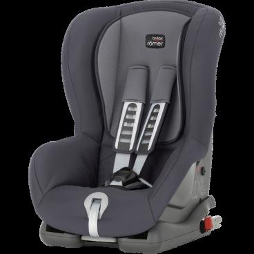Britax-Romer Κάθισμα Αυτοκινήτου Duo Plus, 9-18 kg Storm Grey R2000025667