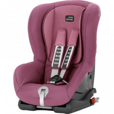 Britax-Romer Κάθισμα Αυτοκινήτου Duo Plus, 9-18 kg Wine Rose R2000027832