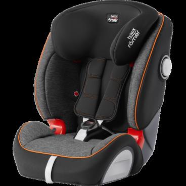 Britax-Romer Κάθισμα Αυτοκινήτου Evolva 123 SL Sict, 9-36 kg Black Marble R2000025427