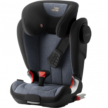 Britax-Romer Κάθισμα Αυτοκινήτου Kidfix II XP Sict Black Series, 15-36 kg Blue Marble R2000027884