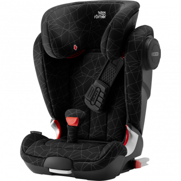 Britax-Romer Κάθισμα Αυτοκινήτου Kidfix II XP Sict Black Series, 15-36 kg Crystal Black R2000030835