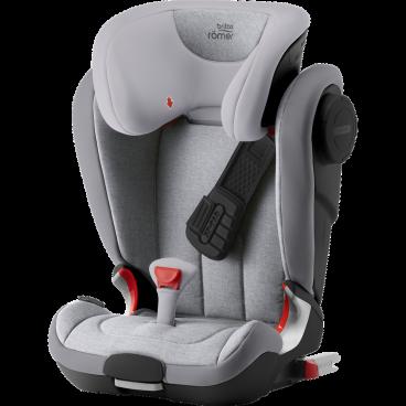 Britax-Romer Κάθισμα Αυτοκινήτου Kidfix II XP Sict Black Series, 15-36 kg Grey Marble R2000030833