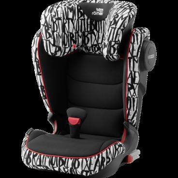 Britax-Romer Κάθισμα Αυτοκινήτου Kidfix III M, 15-36 kg Letter Design R2000030828