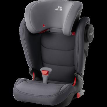 Britax-Romer Κάθισμα Αυτοκινήτου Kidfix III M, 15-36 kg Storm Grey R2000030986