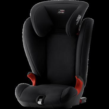 Britax-Romer Κάθισμα Αυτοκινήτου Kidfix SL Black Series, 15-36 kg Cosmos Black R2000029674