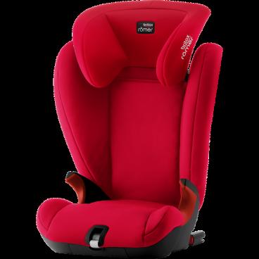 Britax-Romer Κάθισμα Αυτοκινήτου Kidfix SL Black Series, 15-36 kg Fire Red R2000030851