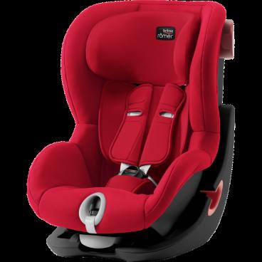 Britax-Romer Κάθισμα Αυτοκινήτου King II Black Series, 9-18 kg Fire Red R2000030811