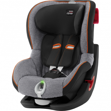 Britax-Romer Κάθισμα Αυτοκινήτου King II LS Black Series, 9-18 kg Black Marble R2000025260