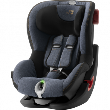 Britax-Romer Κάθισμα Αυτοκινήτου King II LS Black Series, 9-18 kg Blue Marble R2000027857