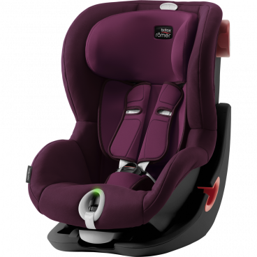 Britax-Romer Κάθισμα Αυτοκινήτου King II LS Black Series, 9-18 kg Burgundy Red R2000030804