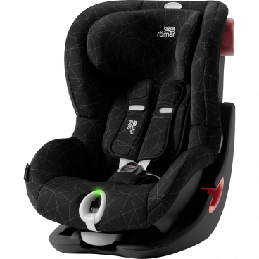 Britax-Romer Κάθισμα Αυτοκινήτου King II LS Black Series, 9-18 kg Crystal Black R2000030808