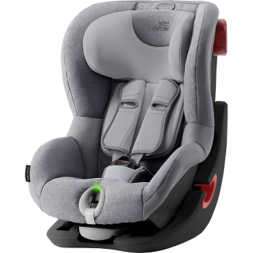 Britax-Romer Κάθισμα Αυτοκινήτου King II LS Black Series, 9-18 kg Grey Marble R2000030806