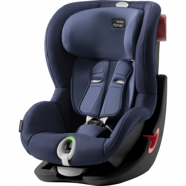 Britax-Romer Κάθισμα Αυτοκινήτου King II LS Black Series, 9-18 kg Moonlight Blue R2000027843