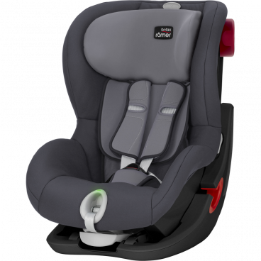 Britax-Romer Κάθισμα Αυτοκινήτου King II LS Black Series, 9-18 kg Storm Grey R2000025255
