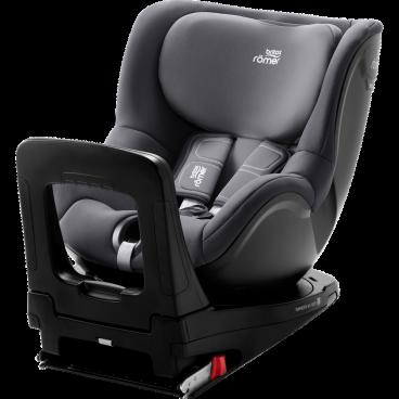 Britax-Romer Κάθισμα Αυτοκινήτου Swingfix M i-Size, 61-105cm Storm Grey R2000030119