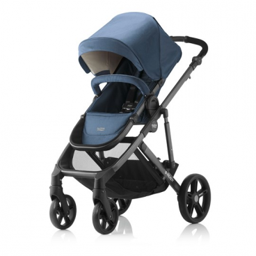 Britax-Romer Καρότσι B-Ready Blue Denim R2000027953