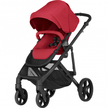 Britax-Romer Καρότσι B-Ready Flame Red R2000023583