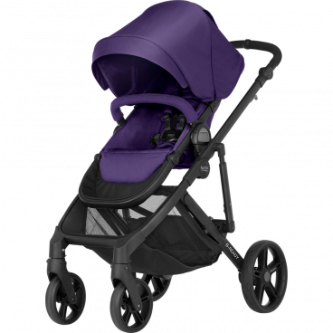 Britax-Romer Καρότσι B-Ready Mineral Purple R2000023585