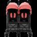 Britax-Romer Καρότσι Διδύμων Holiday Double Coral Peach R2000029305