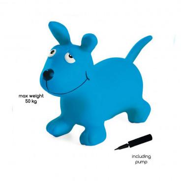 BS Toys Φουσκωτό Ζωάκι Dog Blue GA275