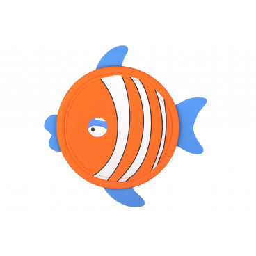 BS Toys Φρίσμπι Animal Disc Ψαράκι GA175F
