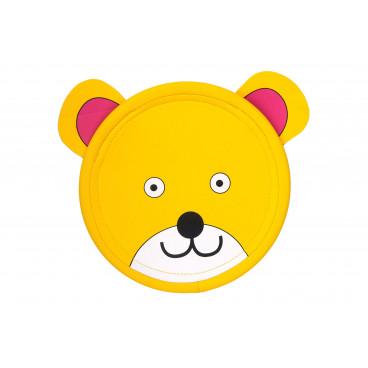 BS Toys Φρίσμπι Animal Disc Αρκουδάκι GA175A