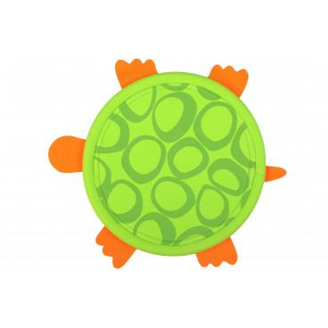 BS Toys Φρίσμπι Animal Disc Χελώνα GA175X