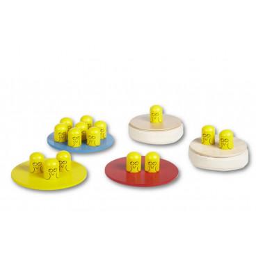 BS Toys Πουλάκια Στη Φωλιά Bird Race GA311