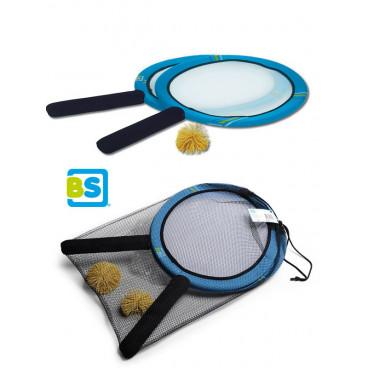 BS Toys Αθόρυβες Ρακέτες Bounce Tennis GA303