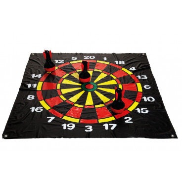 BS Toys Βελάκια Δαπέδου Και Κήπου Darts GA088