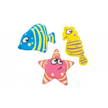 BS Toys Παιχνίδια Μπάνιου Diving Animals GA173