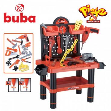 Buba Βαλίτσα Εργαλείων -Εργαστήριο FS801