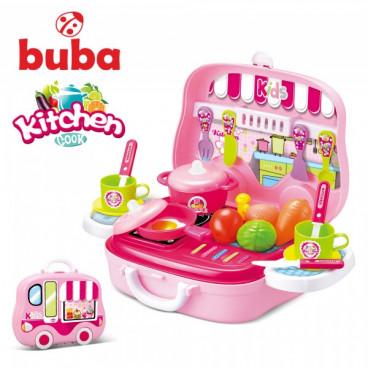 Buba Φορητή Κουζίνα Cook Pink 008-915