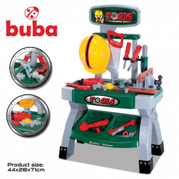 Buba Σετ Εργαλειοθήκη Με Τραπέζι 008-81