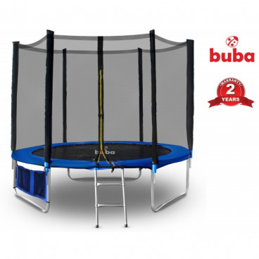 Buba Τραμπολίνο Με Δίχτυ Και Σκάλα 305 cm 021882