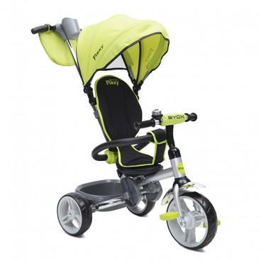 Byox Τρίκυκλο Ποδηλατάκι Flexy Green 3800146240806