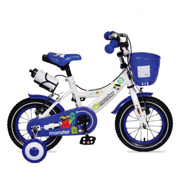 """Byox Παιδικό Ποδήλατο 12"""" Blue 1281"""