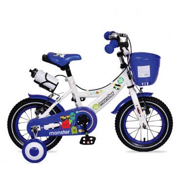 "Moni Παιδικό Ποδήλατο 14"" Blue 1481"