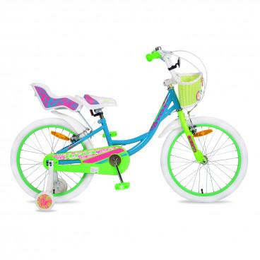 "Byox Παιδικό Ποδήλατο 20"" Fashion Girl 3800146200886"