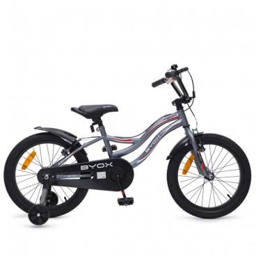 """Byox Παιδικό Ποδήλατο 18"""" Fox 3800146200558"""