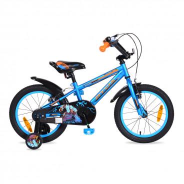 """Byox Παιδικό Ποδήλατο 16"""" Monster Blue 3800146200831"""
