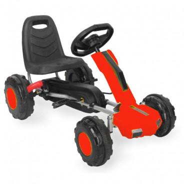Byox Αυτοκίνητο Go Kart Bolt Red F648