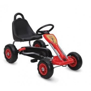 Byox Αυτοκίνητο Go Kart Falcon Air Red 3800146241186