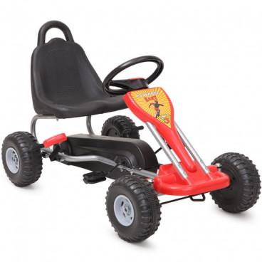Byox Αυτοκίνητο Go Kart Falcon Red 3800146241162