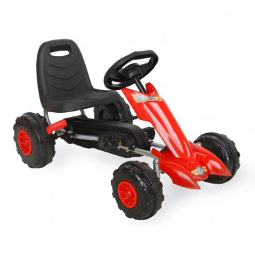 Byox Αυτοκίνητο Go Kart Flash Red F628